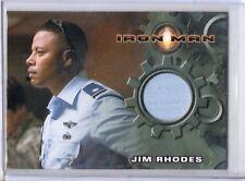 Rittenhouse Archives IRON MAN Movie Costume Trading Card - JIM RHODES (Uniform)