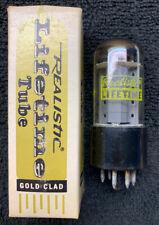 1 NOS Realistic 7355 Audio Tube USA