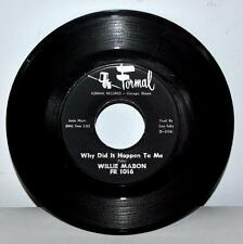 """Willie Mabon Vinyl 45 RPM """"Got To Have Some"""", """"Why Did It Happen To Me"""" R&B G+"""