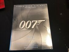 James Bond Blu-ray Collection - Vol.3 Blu ray Goldfinger Moonraker World enough