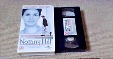 Notting Hill UK PAL VHS VIDEO 1999 Julia Roberts Hugh Grant Rhys Ifans
