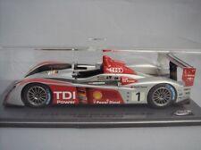 Spark 1/24 Audi R10 TDI 2007 LM Winner F. Biera / E. Pirro / M. Welner #1