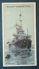 THURINGEN   German Dreadnought    Original 1910 Vintage Card
