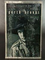 No Fences by Garth Brooks (Cassette, 1990, Capitol Nashville)
