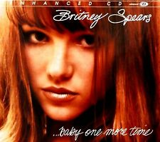 ...Baby One More Time [Single] by Britney Spears (CD)