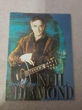 Neil Diamond 1999 WORLD TOUR Program Book