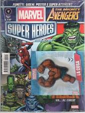 MARVEL SUPER HEROES MAGAZINE 4 CON GADGET LA COSA NUOVO SIGILLATO
