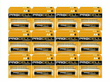 48 Pack! Duracell AA Procell Alkaline Batteries