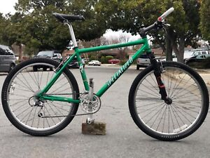 "SPECIALIZED STUMPJUMPER M2 FRAME 19"" ROCK SHOX 26"" BIKES 1998 MADE IN USA"