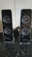 silver crest usb pc speaker 2.0  NO BOX ✅✅✅✅