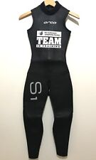 New Orca Mens Triathlon Wetsuit Size 3 Sleeveless S1 Nwot - Fits Youth 12-14