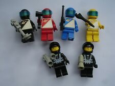 Lego Space Minifigures 6703 - complete with all accessories