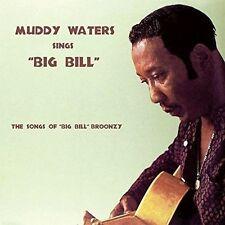 Sings Big Bill Broonzy (uk) 5050457166021 by Muddy Waters CD