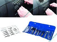 Llaves para extraer radios de vehículos, 20 pzas 333101