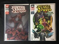 (Lot Of 2) Justice League Odyssey Number 1 & 2 New Justice Williamson Sejic