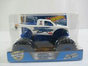 Hot Wheels Monster Jam Razin Kane 1:24 Diecast Truck PACKAGE WEAR