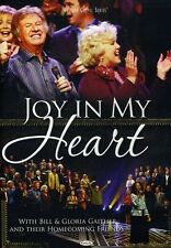 Bill and Gloria Gaither: Joy in My Heart (DVD Used Very Good)