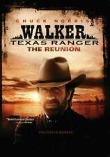 Walker Texas Ranger Reunion - DVD Region 1