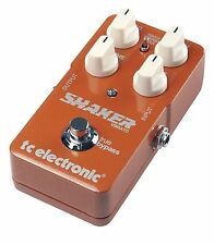 TC Electronic TonePrint Shaker Vibrato Tremolo Effect Pedal Free 2-Day Delivery!