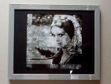 """Pierre Olié , """" Brigitte Bardot """"  , Impression Originale sur plaque métal"""