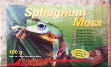 LUCKY REPTILE SPHAGNUM MOOS Premium Qualität Sphagnum