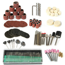 105Pc Electric Rotary Tool Accessories Power Set Sanding Grinder Polish Bit Tool