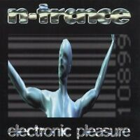 N-Trance Electronic pleasure (1995) [CD]
