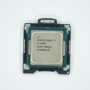 Intel Core i7-6700K Processor (4x 4.00GHz 8MB L3 Cache) Quad Core Processor
