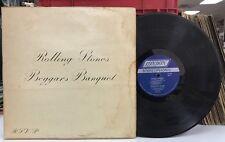 The Rolling Stones - Beggars Banquet LP Vinyl Record Album