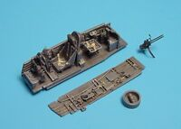 Aires 1/72 Junkers Ju87D/G Stuka Cockpit Set for Academy kits # 7093