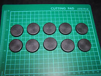 10 32mm Games Workshop Bases (bits)