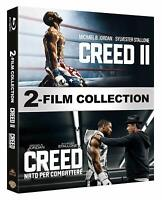 CREED COLECTION 2 FILM (2 BLU-RAY) Sylvester Stallone, Michael B. Jordan
