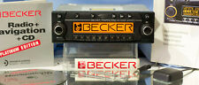 Becker Traffic Pro 4724 Limited Edition Navi Komplett Paket