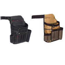 Multi Pocket Waist Tool Bag Pouch for Fishing Hunting Gardening Electrician