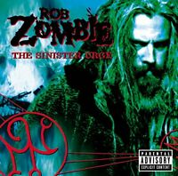 Rob Zombie - The Sinister Urge [CD]