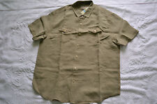 Tommy Bahama'Sand Linen' Original Fit Short Sleeve Shirt Brand new Size XL