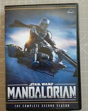 The Mandalorian Season 2 DVD English Francais Star Wars