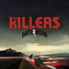 KILLERS - BATTLE BORN CD ALBUM