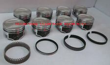 Speed Pro/TRW AMC/Jeep 401 Forged 27.5cc Dish Coated Pistons+MOLY Rings Kit +40