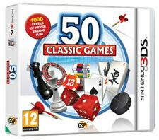 50 Classic Games (Nintendo 3DS) - Game  KGVG The Cheap Fast Free Post