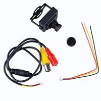 HD 700TVL 1/3 pulgadas CMOS PAL 6 mm MTV Lente de tablero Mini camara de vi R5T6