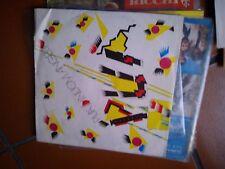 """7"""" NUOVI ANGELI PUA' E NON MOLLARE MAI FIVE 1984 COVER EX+ VINILE EX++"""