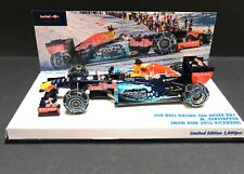 Minichamps - Max Verstappen - Red Bull - RB7 -2016 -1:43 - Snow Run Kitzbühel