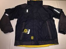 NEW MENS REGATTA HARDWEAR GENERATOR 3-IN-1 JACKET. NAVY XL. K85