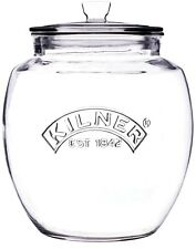 Kilner Push Top 2 Litre Glass Storage Jar With Air Tight Seal