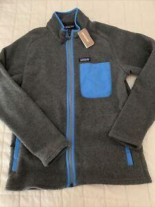 NWT Patagonia Synchilla Jacket Size S