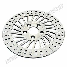 "11.5"" Rear Brake Rotor Disc 4 Sportster 1000 Dyna FXD FXRS Low Rider Super Glide"