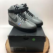 Nike Air Force One Premium LE Dallas Allstar Game 3M 386161 002 Size 11 Jordan