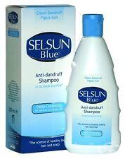 SELSUN blue 200ml / 6.76ozanti-dandruff Shampoo 200ml / 6.76 OZ normale a grassa capelli