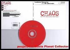 CHAOS (BOF/OST) Navarre,St Germain (CD Digipack) 2002